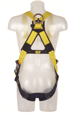 3M DBI-SALA Delta Quick Release Two Point Full Body Harness