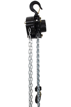 1tonne Chain Block Hoist, High Spec Loadchain, 3mtr to 30mtr