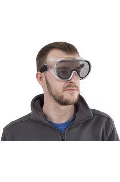 LifeGear Forestry Mesh Safety Goggles EN1731