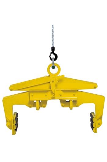CAMLOK TST Block Grab with Serrated Steel Jaws 200-1000kg