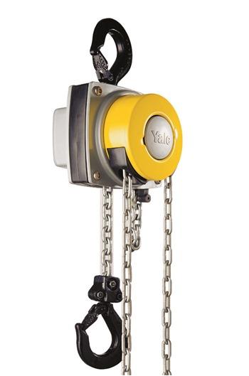 YaleLift 360degree Chainblock 2000kg SWL