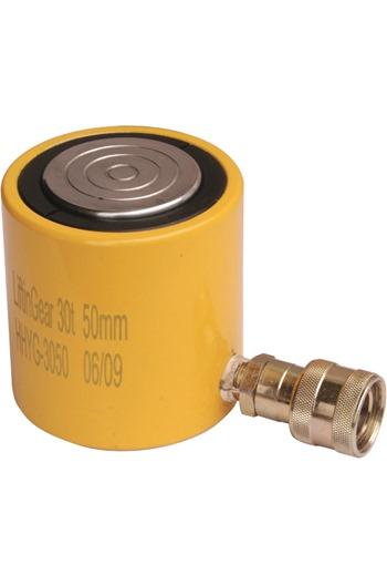 50 tonne x 50mm stroke hydraulic cylinder
