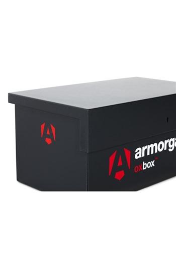 Armorgard OX1 Oxbox Van Storage Box 915x490x450mm