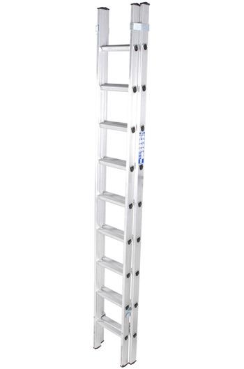 Heavy Duty EN131 Double Extension Ladder 3.5mtr