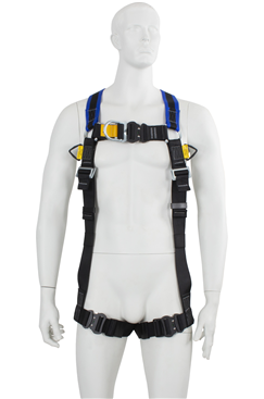 G-Force Premium 2-point Quick Release Construction Harness