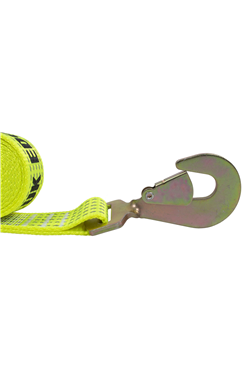 Lorry Edge Protection Lashings c/w Twisted Snap Hook
