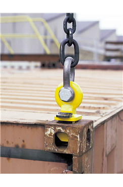 CAMLOK CLT Container Lifting Lugs for TOP lifting