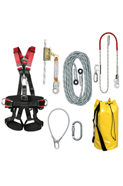 Roofers Height Safety Pro Kit