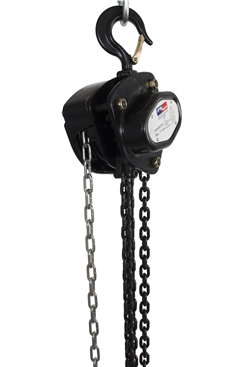 1 Tonne Chain Block Hoist, 3m-30m