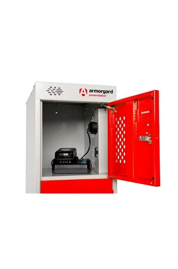 Armorgard PWS6 PowerStation Secure Powered Locker