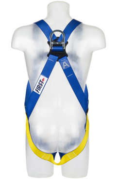3M Protecta AB17511 First Single Point Full Body Harness
