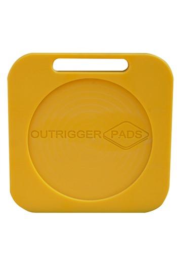 Hi-Pro 400x400x40mm Recessed Outrigger Pad