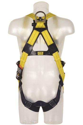 3M DBI-SALA Delta Quick Release Standard Full Body Harness