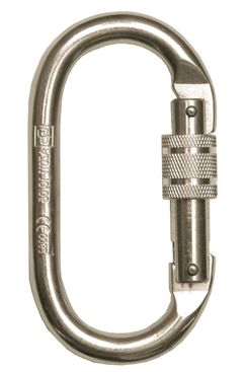 Karabiner Screw Lock ( Stainless Steel )