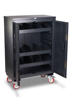 Armorgard FC4 FittingStor Mobile Site Cabinet 1010x550x1575mm
