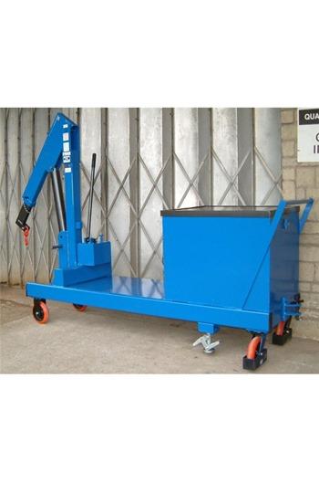 CTC-1500 1500kg Counterbalance Floor Crane