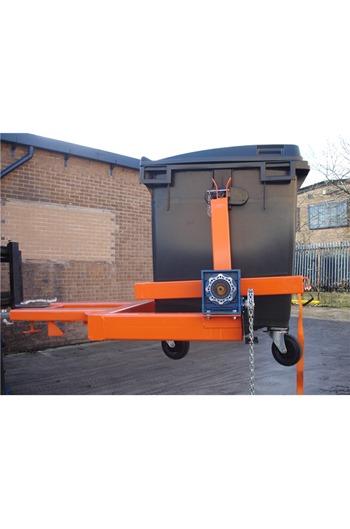 660/1100ltr Wheelie Bin Lifter