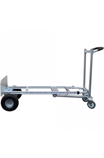 AluTruk 3-way Convertible Aluminium Sack Truck