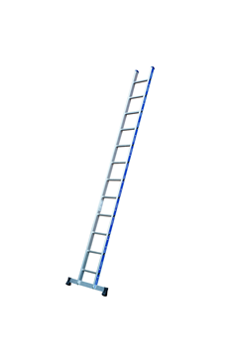 Heavy Duty EN131 Extension Ladder 2.4mtr