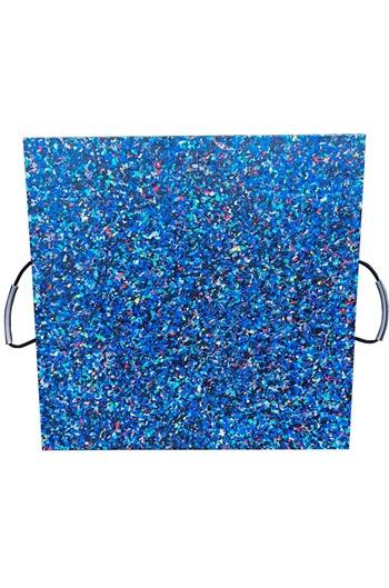 1000x1000x50mm Premium Square Outrigger Pad