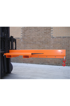 2tonne Low Profile Fork Mounted Jib
