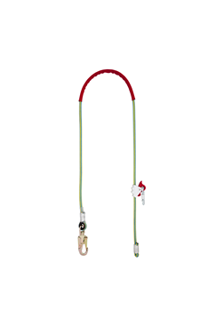 Arborist Steel Core 5mtr Work Positioning Lanyard