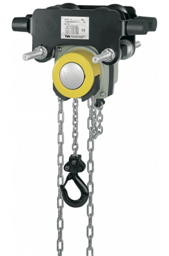 Yalelift 360 Integral Push Trolley Chain Hoist 5000kg