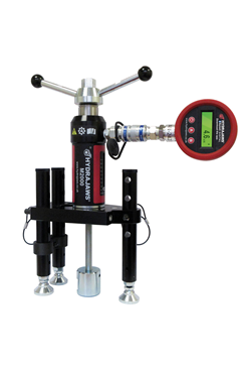 Hydrajaws M2000 PRO Pull Tester Kit with Digital Gauge