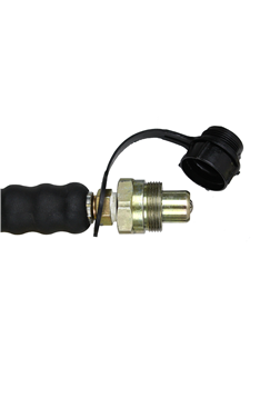 4-Way Manifold c/w 1.8mtr Hoses & Shut-off Valves