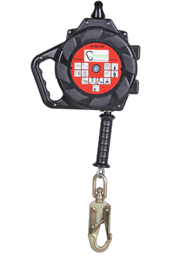 CR250V Fall Arrest Block for Vertical Use (6m, 12m or 15m)