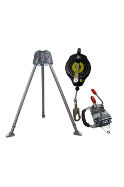Abtech Safety CST1KIT Confined Space Tripod Kit