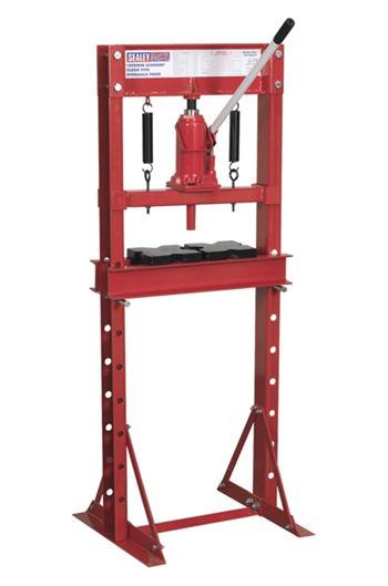 Hydraulic Press 10tonne Economy Floor Type