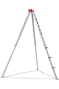 Rescue Tripod confined space entry 1790 - 2890mm