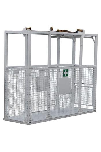 2 Man Stretcher Cage