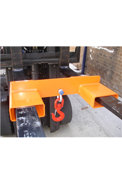 5000kg Forklift Swivel Hook Attachment