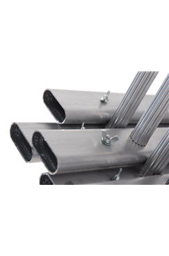 Aluminium Sectional 3x3 Surveyors Ladder