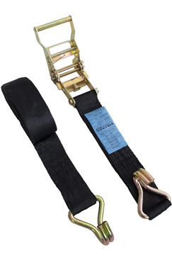 2000kg MBS Ratchet Lashing Strap (with Claw Hooks)