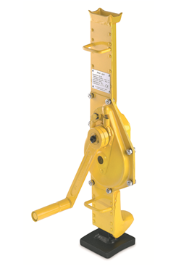 5000kg Silverline Mechanical Steel Jack