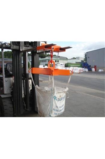 2000kg Crane Slung Bulk Bag Carrier