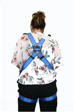 Female Safety Harness, M-XL by G-Force