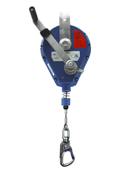 IKAR HRA18P 18mtr Retractable Fall Arrest Block with Recovery