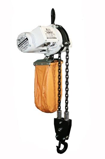 Electric hoist  1 tonne, 240 volt