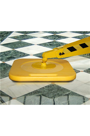 Hi-Pro 600x600x40mm Recessed Outrigger Pad