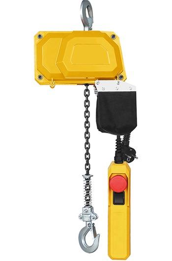 150kg 240volt Electric Chain Hoist x 3mtr c/w Chainbag