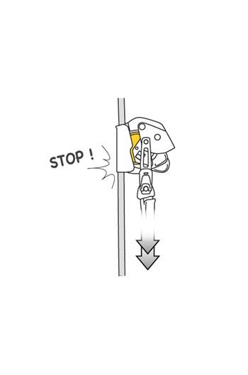PETZL B71ALU ASAP Lock