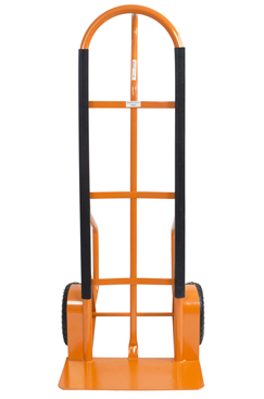 250kg Heavy Duty Steel Sack Truck with Solid Puncture Proof Wheels