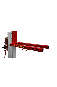 Fork Extensions to suit TORO-D Material Lift