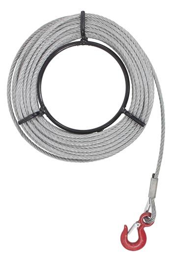 3200 Kg Winch Rope