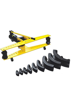 "13tonne Hydraulic Pipe Bender Kit 1/2"" to 2"""