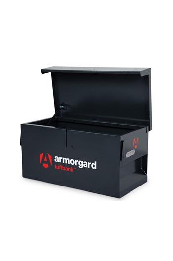 Armorgard TB1 Tuffbank Van Storage Box 950x505x460mm